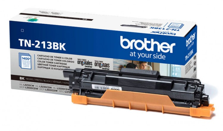 Заправка картриджа Brother TN-213BK HL-L3230CDW, DCP-L3550CDW, MFC-L3770CDW